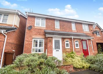 Thumbnail 3 bed semi-detached house to rent in Cowslip Meadow, Draycott, Derby