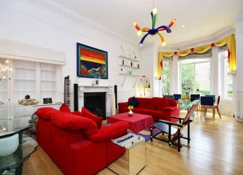 Thumbnail 4 bed maisonette to rent in Lyndhurst Gardens, Hampstead