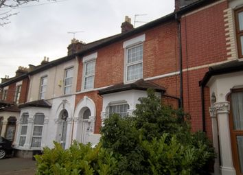 Thumbnail 4 bed terraced house to rent in Wanstead Park Road, Essex