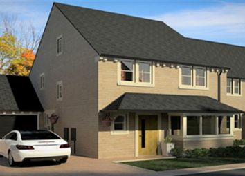 Thumbnail 4 bed detached house for sale in George Street, South Hiendley, Barnsley
