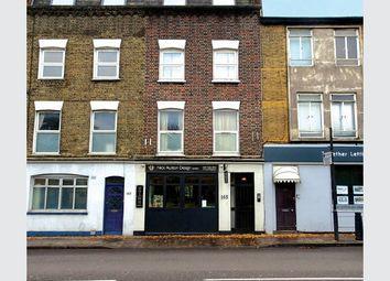 Thumbnail 2 bed maisonette for sale in Flat D, 165 Battersea Rise, Battersea