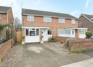 Thumbnail 4 bed semi-detached house for sale in Chestnut Drive, Broadstairs