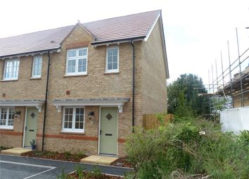 Thumbnail 2 bed end terrace house to rent in Thackeray Close, Ottery St. Mary, Devon