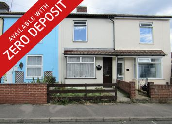 Thumbnail 3 bed terraced house to rent in Brougham Street, Gosport