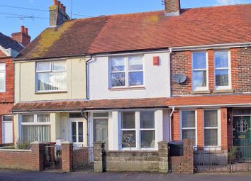 3 bed terraced house for sale in Melbourne Road, Chichester PO19