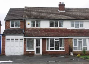 Thumbnail 4 bed property to rent in Granton Road, Kings Heath, Birmingham