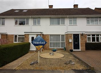 Thumbnail 3 bedroom terraced house for sale in Bartons Drive, Yateley