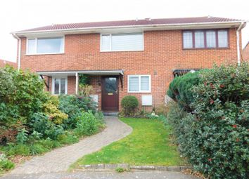 Thumbnail 2 bed semi-detached house to rent in Hewitt Road, Hamworthy, Poole, Dorset