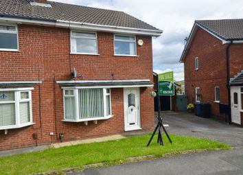 Thumbnail 3 bed semi-detached house for sale in Hargreaves Road, Oswaldtwistle, Accrington