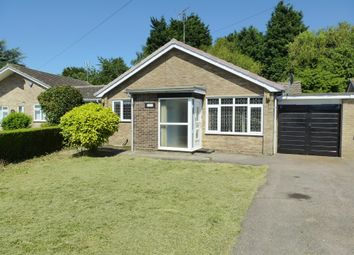Thumbnail 3 bed detached bungalow for sale in Station Road, Wisbech St. Mary, Wisbech