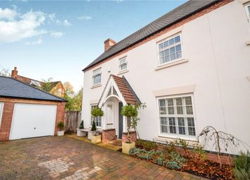Thumbnail 4 bed semi-detached house for sale in Flanders Close, Quorn, Loughborough