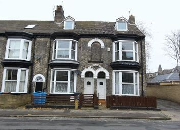 Thumbnail 4 bedroom terraced house for sale in Grove Street, Hull