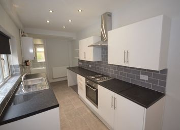 Thumbnail 3 bed terraced house to rent in Gordon Street, Semilong, Northampton