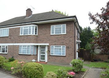 Thumbnail 2 bed maisonette for sale in Lyconby Gardens, Shirley, Croydon