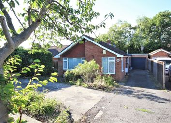 Thumbnail 3 bed detached bungalow for sale in Ruscombe Lane, Ruscombe, Reading
