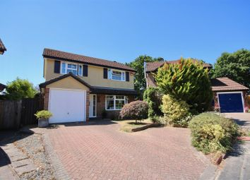 4 bed detached house for sale in Sapphire Ridge, Waterlooville PO7