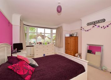 Thumbnail 5 bed semi-detached house for sale in Barnfield Avenue, Shirley, Croydon, Surrey