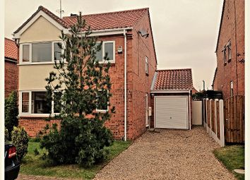 Thumbnail 4 bed detached house for sale in Church View, Ollerton, Newark