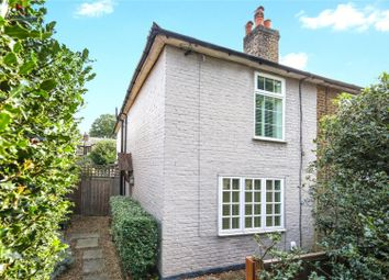 Thumbnail 3 bed semi-detached house for sale in Heath Road, Weybridge, Surrey