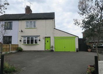 Thumbnail 2 bed semi-detached house for sale in Froghall Road, Cheadle, Stoke-On-Trent
