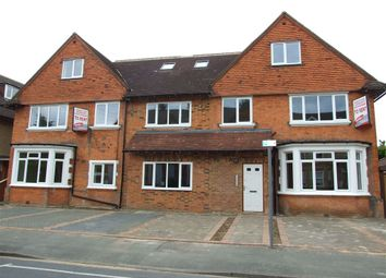 Thumbnail 2 bed flat to rent in Alexandra Road, Watford, Hertfordshire
