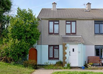 Thumbnail 3 bed end terrace house for sale in Elm Grove, Feock, Truro