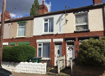 2 bed terraced house to rent in Collingswood Road, Coventry, West Midlands CV5