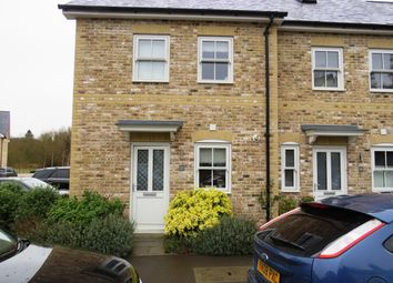 Thumbnail 3 bed property to rent in Molewood Road, Hertford