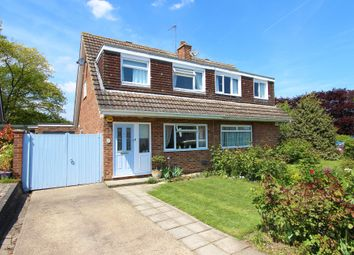 Thumbnail 3 bed semi-detached house for sale in Barton Road, Sutton At Hone, Kent