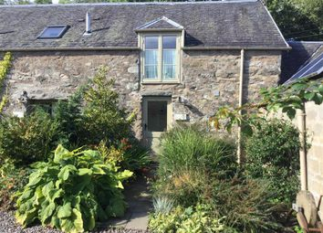 Thumbnail 1 bed end terrace house to rent in North Mill, Meikle Trochry, Dunkeld