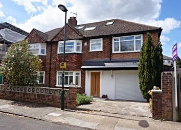 Thumbnail 5 bed semi-detached house for sale in Priory Gardens, Hampton