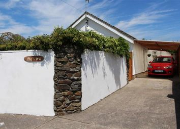 Thumbnail 3 bedroom detached bungalow for sale in Michaels Field, Mumbles, Swansea