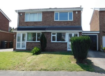 Thumbnail 2 bed semi-detached house for sale in Pear Tree Drive, Linton