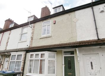 Thumbnail 2 bedroom terraced house to rent in Burlington Road, West Bromwich