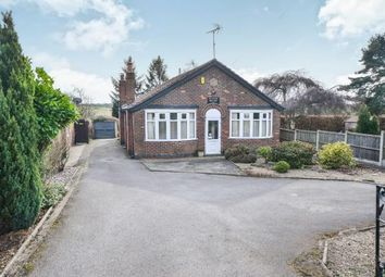 Thumbnail 3 bed bungalow for sale in Kirkby Lane, Pinxton, Nottinghamshire