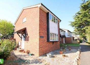 Thumbnail 3 bedroom end terrace house for sale in Rochford Close, Broxbourne