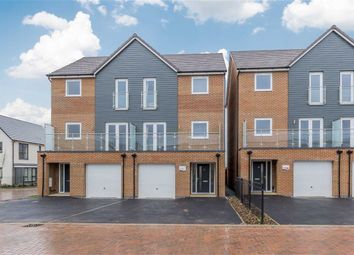 Thumbnail 4 bedroom semi-detached house for sale in Harold Hines Way, Stoke-On-Trent