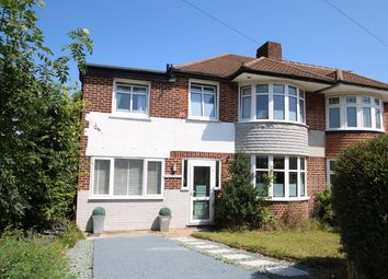 Thumbnail 4 bed semi-detached house for sale in Yeovil Close, Orpington