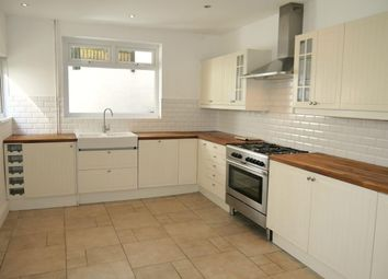 Thumbnail 3 bed detached house to rent in Hazel Road, Uplands, Swansea