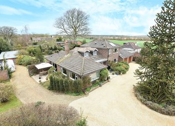 Thumbnail 5 bedroom detached house for sale in Wildern Lane, Wildhern, Andover