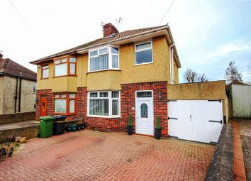 Thumbnail 3 bedroom semi-detached house for sale in Staplegrove Crescent, St George, Bristol