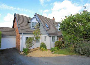 Thumbnail 4 bed detached house for sale in Bryn Y Gwynt, Pentre Halkyn, Flintshire
