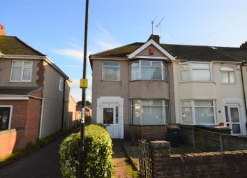 Thumbnail 3 bed end terrace house for sale in Benedictine Road, Cheylesmore, Coventry