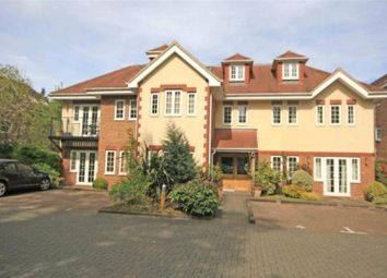 Thumbnail 1 bed flat to rent in Woodham Place, Sheerwater Road, Woodham, Addlestone, Surrey