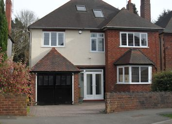 Thumbnail 5 bed detached house for sale in York Avenue, Wolverhampton