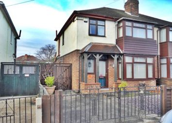 Thumbnail 3 bedroom semi-detached house for sale in Brackens Avenue, Alvaston, Derby
