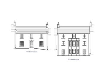 Thumbnail 4 bed terraced house for sale in Stret Rosemelin, Truro