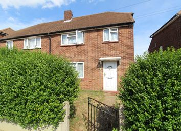 Thumbnail 3 bed semi-detached house for sale in Cheviot Close, Bexleyheath