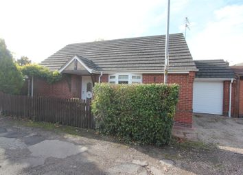 Thumbnail 2 bed detached bungalow for sale in Crossways, Burbage, Hinckley