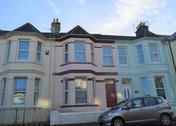 2 bed terraced house to rent in Desborough Road, Plymouth PL4